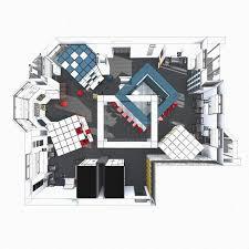 Дизайн проект кафе Игра в кубики дипломная работа Дизайнер  Конструкции 3d Проекция плана Дизайн проект кафе Игра в кубики дипломная