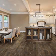 natural cork flooring vinyl tertiary residential coretec plus hd espresso contempo oak