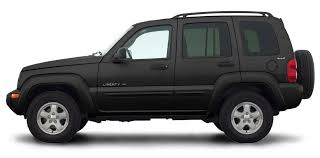Amazon.com: 2002 Jeep Liberty Reviews, Images, and Specs: Vehicles