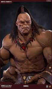 GORO 1/3 Statue Mortal Kombat X Pop Culture Shock ca 85 cm AP = ARTIST  PROOF – bunker158.com