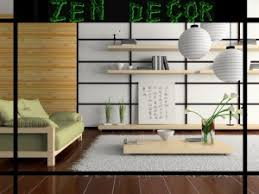 Zen Inspired Home Decor