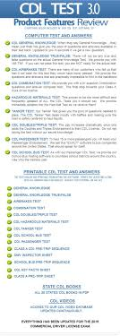 cdl answer sheet 54 best cdl images on pinterest truck trucks and driving school