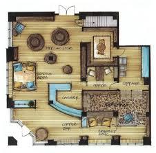 interior design floor plan sketches. Bdafcabdf Interior Rendering Sketch Vintage Floor Plan  Design Interior Design Floor Plan Sketches N