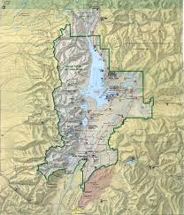 grand teton national park map  grand teton • mappery