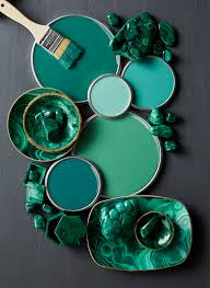 jewel green paint colors