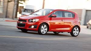 Used 2012 Chevrolet Sonic LS Sedan Review & Ratings | Edmunds