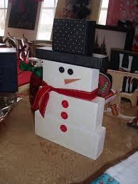 Best 25 Wooden Snowmen Ideas On Pinterest  Wooden Snowman Crafts Diy Christmas Wood Crafts