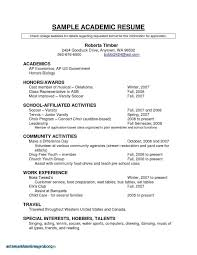 How To Make A Resume For A High School Student 046 Sample Resume For High School Student Highschool