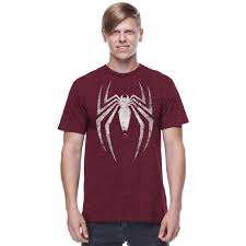 Miles morales comes exclusively to playstation, on ps5 and ps4. Marvel S Spider Man Logo T Shirt Gamestop