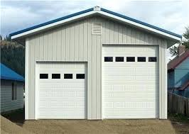 Small Garage Door Sizes Ft For Shed