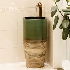 Marble pedestal sink Wash Basin Get Quotations Jingdezhen Ceramic Art Wash Basin Pedestal Basin Vanity Wash Basin Pedestal Sink Filter Kit 040 Stone Sink China Marble Pedestal Sink China Marble Pedestal Sink Shopping
