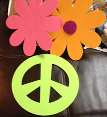Peace Sign Bedroom Decor Peace Sign Birthday Party And Hippie Halloween Costume Love It