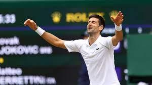 Wimbledon 2021: Novak Djokovic def ...