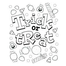 Cute Halloween Coloring Pages For Kids Halloween Printables Coloring Suhogarinmobiliaria Co