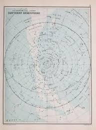 Star Charts For Southern Hemisphere Details About 1894 Map Astronomical Chart Southern Hemisphere Constellations Stars Monoceros