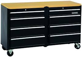 Cabinet Drawer Rails Flatbed Tool Boxes Tool Box Ball Bearing 8 Drawer Slides Cabinet