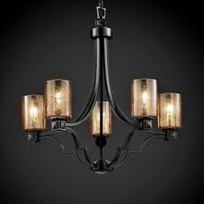 mercury argyle chandelier