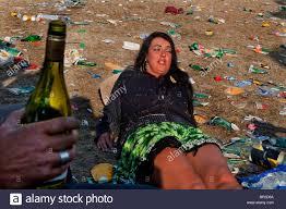 Drunk teen queens celebrate their