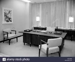 mid century modern office. Mid Century Modern Office For A Business Executive, Ca. 1957. Mid Century S