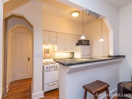 Studio Apartment Kitchen New York Apartment Alcove Studio Apartment Rental In Upper East