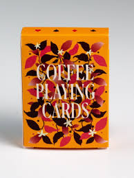 Maybe you would like to learn more about one of these? Coffee Playing Cards Yellow Deck Tens Hundreds Thousands