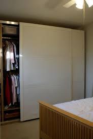 fix sliding closet door off track