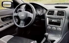subaru impreza hatchback interior. howieu0027s car corral dark horse the 20022007 subaru impreza sedan and wagon20022007 wagon hatchback interior