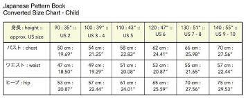 Book Sizes Chart Winklevoss Zwillinge