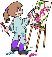 """Résultat de recherche d'images pour """"enfant peintres dessin"""""""