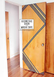 Washi Tape Kitchen Cabinets 50 Decoration Ideas To Personalize Your Dorm Room With