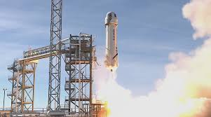 Et from a launch site in van horn, texas, though weather or technical glitches could delay the launch. Blue Origin Tests Passenger Accommodations On Suborbital Launch Spaceflight Now