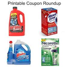 Printable Coupon Roundup 5 14 Senokot Bengal Windex Move