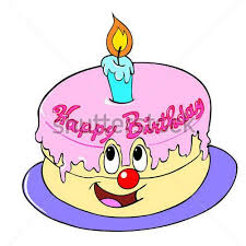 birthday cake animated. Interesting Birthday Animated Happy Birthday Cake Clip Art  ClipartFest Image Library Intended Birthday Cake