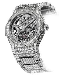 the world s most expensive watches 8 timepieces over million hublot classic fusion haute joaillerie 1 million