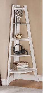corner furniture. Furniture \u0026 Design :: Office Book Shelfs White Finish Wood Corner Shelf Unit-love These Shelves:)