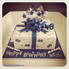 40th Birthday Cake For Guys Birthdaycakeformomcf