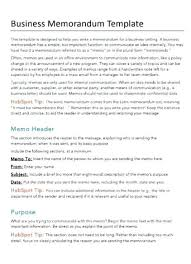 Business Memo Format Business Memo Template How To Write A Memo Template Examples