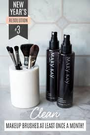 not sure how to keep your makeup brushes clean use mary kay brush cleaner regularly to keep your makeup brushes smelling clean and fresh