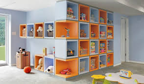 storage wall systems playroom kid friendly playroom storage ideas you should implement