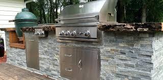outdoor built in gas grills kitchens bbq best kitchenaid