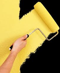 snl painting st louis rolling yellow paint