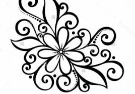 cool designs to draw. Drawing Flower Design 1000 Images About Drawings On Cool Designs To Draw