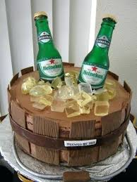 Beer Can Birthday Cake Images Cakes And Birthdays Cheapcarinsurancego