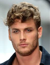 How To Conquer Curly Hair For Men Mens Hairstyles Curly Hair