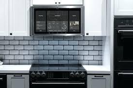 gorgeous countertop tv countertop kitchen countertop tv stand