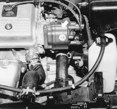 chevrolet truck k ton p u wd l tbi ohv cyl 7 the ignition coil is located inside the distributor cap dust cover