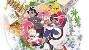 Pokemon Images: Pokemon Sword And Shield Anime Poster