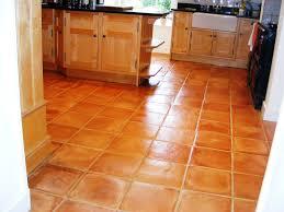 terracotta floor tile ideas