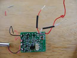 rs zip zap mini rc rf servo tutorial twist the exposed wire ends to the wires from one of the aaa battery box a switch er the wires and slip the heatshrink tubing over the exposed