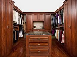 wood closet shelf and rod